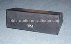 Dual 6.5 pro audio line array system