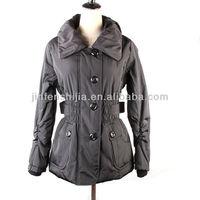 Women collar design multi-color jacket cheap spring clothing