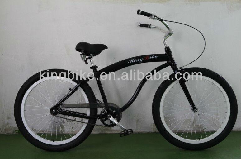 2014 New chopper bike/High quality man beach cruiser bike/man beach cruiser bike KB-BC-Z10