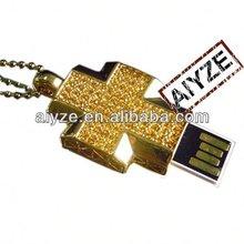 designer crux metal metal usb flash disk(paypal)