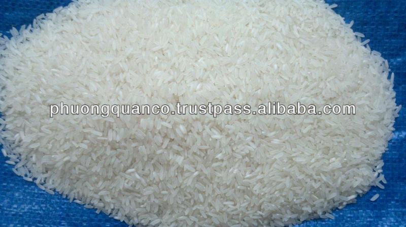 Best Quality- New crop Vietnamese Long Grain White Rice 5% broken