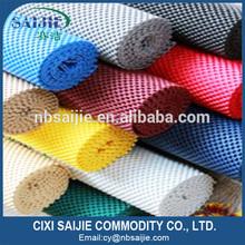 Eco-friendly Oeko-Tex Standard 100 anti slip mat, pvc anti slip mat, pvc mat with good quality