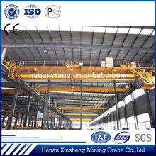 Factory Price Hot Sale QD Model Overhead Crane Double Girder