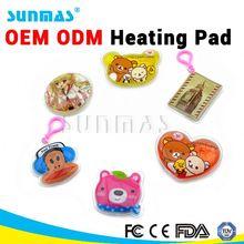 Sunmas OEM ODM Magic Reusable Heating pad FDA CE leg heating pad