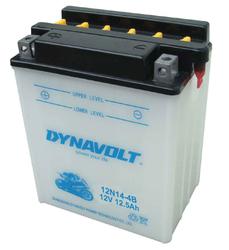 DYNAVOLT 12N14-4B I electric motorcycle battery pack 12V12.5AH