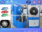 automatic hydraulic rubber hose crimper / 6 inch brake hose crimping machine