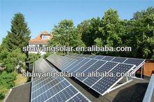 pv polycrystalline silicon 55W-120W solar panel