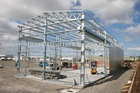 Steel building, frame structure fabrication, garage, warehouse,storage,shed to NewZealand