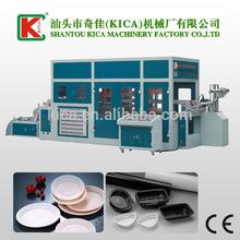 Self-Cut Vacuum Forming Machine