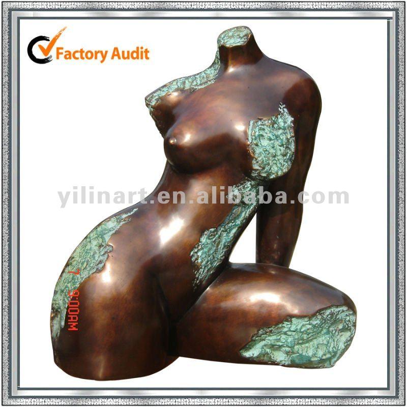 antique bronze sculpture statueYL-K077