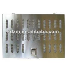 kitchen chimney hood metal aluminum mesh filter