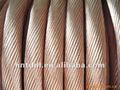 cabo de cobre nu
