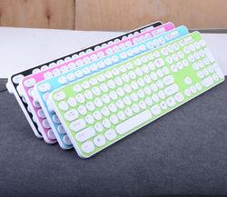 top sale mini wireless keyboard mouse combo,computer keyboard, French Spanish Portuguese Arabic layout
