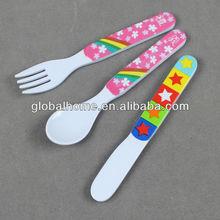 Kids spoon fork knife sets
