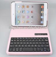 pink bluetooth keyboard for ipad mini
