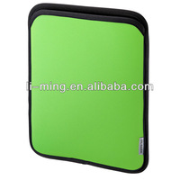 Newest fashion cheap high quality promotional neoprene laptop cover pad bag