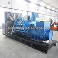 Generador diesel 500kw por cummins/del motor deutz