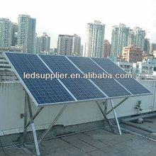 DC24V, AC220V 500w solar panel for home