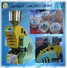 High efficiency rice cake machine/popped rice cake machine