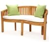 Teak garden and Outdoor Furniture: Teak Orlando Bench