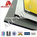 alcadex composto de alumínio disponível em uma gama de folha de tamanhos e cores