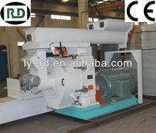 Hot sale! CE/GOST 6t/h ring die biomass wood sawdust pellet granulator mill
