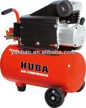2hp piston direct driven air compressor FL 24L AC Power