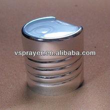 24/410 aluminum cap threaded