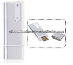 V03 hidden voice recorder Mini 4GB USB Rechargeable Screen-Free