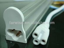 T5 LED Tube Light Housing Parts PA-F080