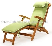 PT. ANTEX JAYA EXIM sells Teak Steamer Deck Chair for outdoor furniture