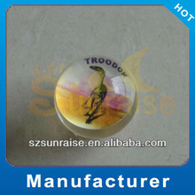 hollow rubber bouncing balls