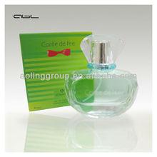 France oringinal woman parfum wholesale Eau De Parfum 60ml