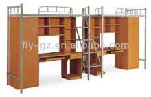 twin over full bunk bed/contemporary bunk bed/twin over queen bunk bed SF-12