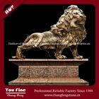 Outdoor Garden Bronze Sculpture Lion