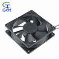 5v 12v 24v 8025 80mm* 25mm 3 polegadas painel de controle de ventiladores de refrigeração