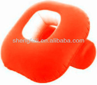 Flocked Inflatable Chair , Home Furnitures