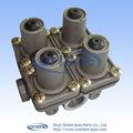 mercedes camiones cuatro partes del circuito de protección de la válvula de la válvula de wabco