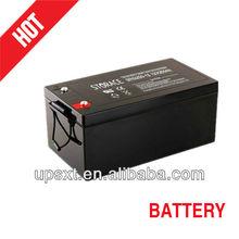 long life battery 12v 250ah gel pack battery