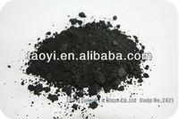 Ceramic glaze powder pigment black colour