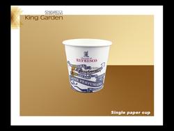 4oz single wall hot cups