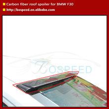 Racing Car spoiler Carbon fiber roof spoiler for BMW F30