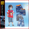 Robin fashion short jeans for kids (GYK0005)