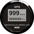 52mm gps speedometer,kus speedometer,digital gps speedometer   CCSB-BN