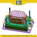Prix concurrentiel injection table en plastique fabrication de moules