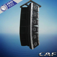 """CAF Audio 8"""" line array speaker box (ISO, ROHS) hot sale"""