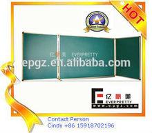2014 haute qualité mobilier scolaire coulissante vert chalk conseil