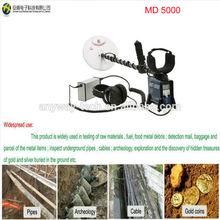 profondo della terra oro sotterraneo metal detector md5000 finder