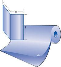 Custom Printed Centerfold Poly Sheeting