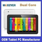Customized Accept ! 10inch maxever oem tablet pc